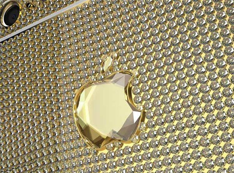 Csillogjon, csörögjön – a világ legdrágább tokjai iPhone 6s-re!