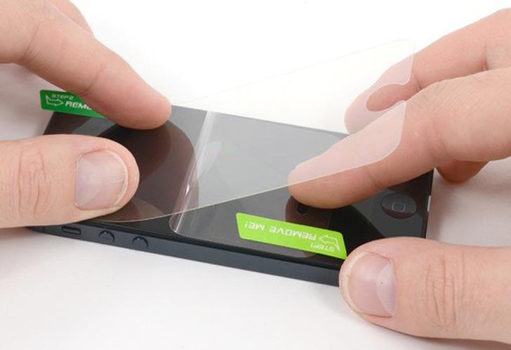 A hatékony kijelzővédelem nyomában - iPod, iPad és iPhone védőfóliák