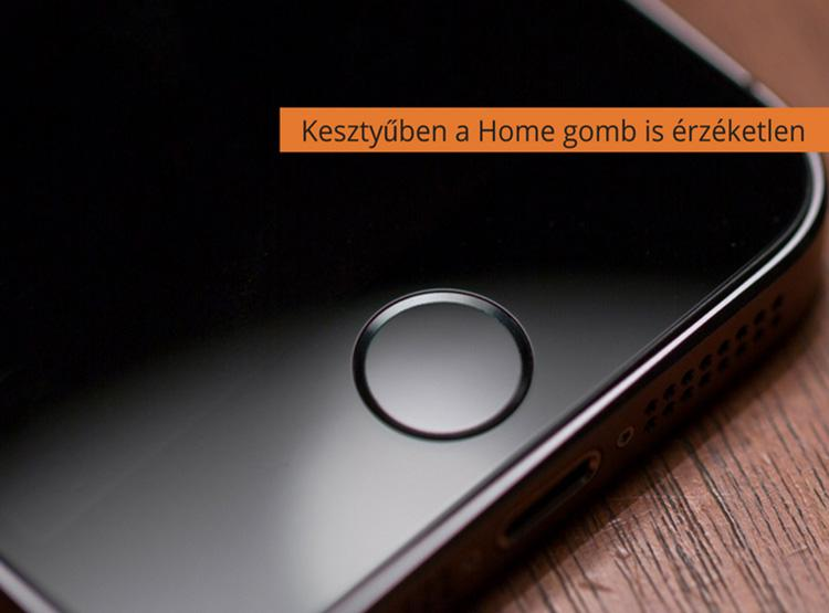 iPhone 7-el sem tudunk kesztyűs kézzel bánni