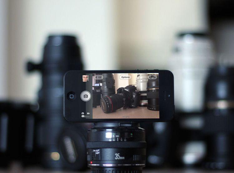 A legjobb fotós kiegészítők iPhone 6-hoz (1. rész)