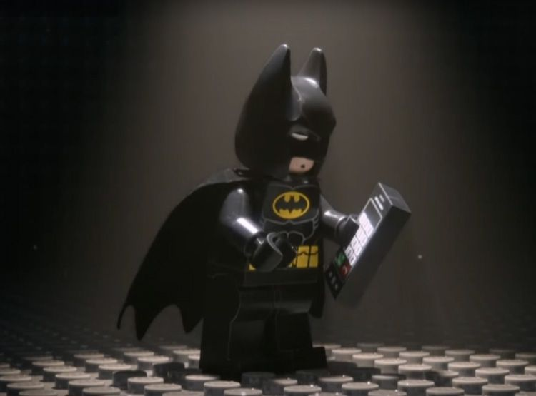 Mindig is olyan menő akartál lenni, mint Batman? A Siri segít.