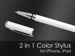 2 in 1 Color Stylus