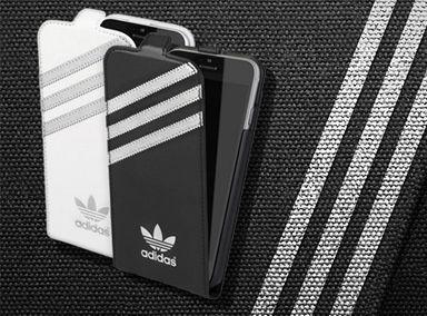 Adidas Flip Case iPhone 6S tok