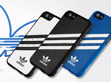 Adidas Hard Case iPhone 6/6s tok