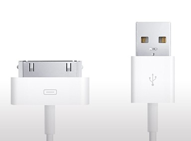 Apple 30 tűs - USB kábel