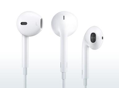 Apple Earpods fülhallgató