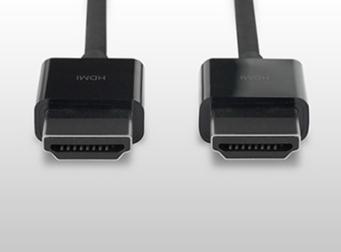 Apple HDMI–HDMI kábel