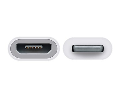 Apple Lightning - Micro USB átalakító