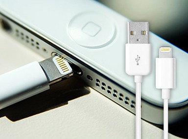 Apple Lightning - USB Kábel 1m