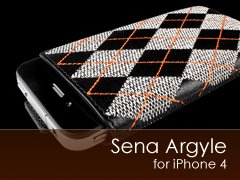 Argyle iPhone 4/4s tok