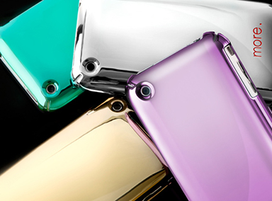 Auracolor Metallic Series iPhone 3G/3GS tok