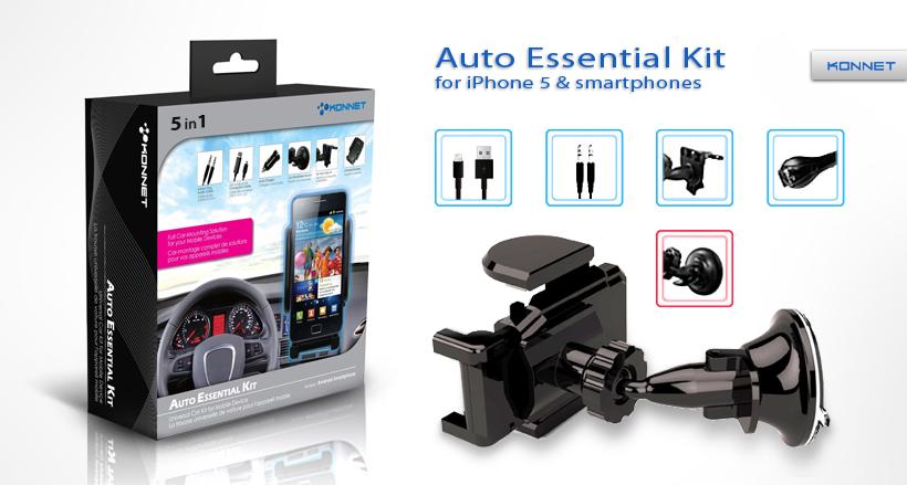 Auto Essential Kit