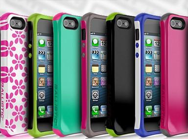 Ballistic Aspira iPhone 5s/5 tok