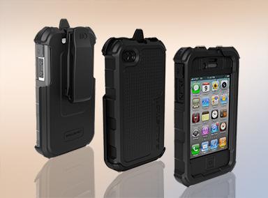 Ballistic Hard Core (HC) Series iPhone 4/4S tok