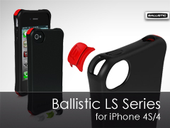 Ballistic LS Series iPhone 4S/4 tok