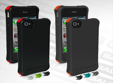 Ballistic LS Series iPhone 4S/4 tok