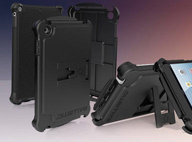 Ballistic Tough Jacket iPad Air tok