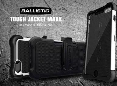 Ballistic Tough Jacket Maxx