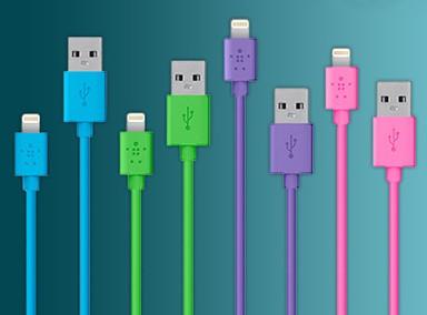 Belkin Mixit Lightning-USB kábel