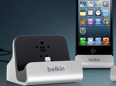 Belkin töltő/dokkoló iPhone 5/5s/5c