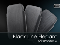 Black Line Elegant