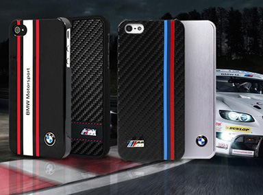BMW iPhone 5S/5 Hard Cases