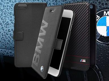 BMW iPhone 6 Plus Book Cases