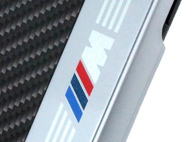BMW M Collection Aluminium Stripe