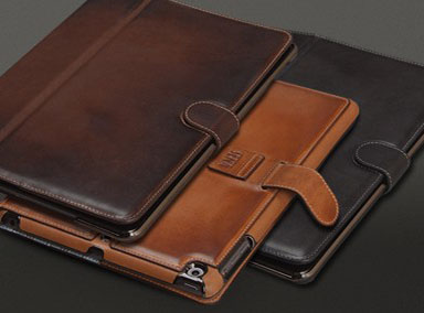 Burnished Tab Folio iPad Air tok