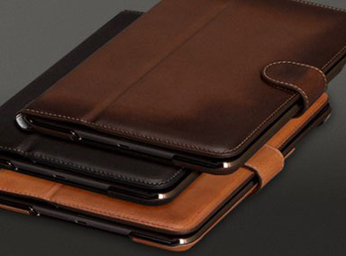 Burnished Tab Folio iPad mini