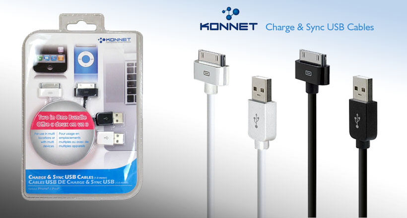 Charge & Sync USB kábel