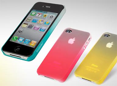 Cloud Ultra Slim iPhone 4S/4 tok