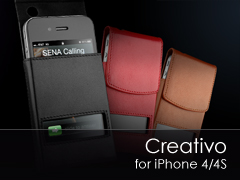 Creativo iPhone 4 tok