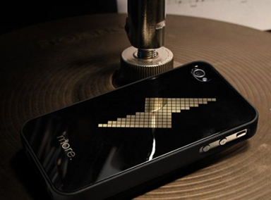 Cubic Black Exclusive iPhone 4S/4 tok