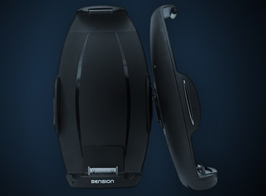 Dension Car Dock iPhone