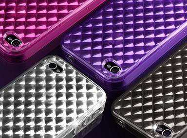 Diamond Collection iPhone 4S/4 tok