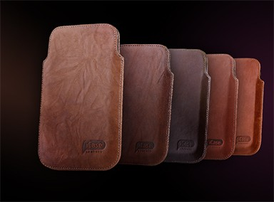 Elegant Brown iPhone 4S/4 tok