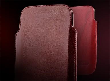 Elegant Red Line iPhone 4S/4 tok