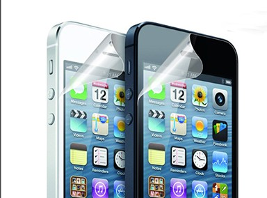 GGMM Dual Screen Protector for iPhone 5S/5