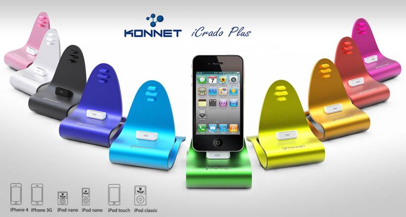 iCrado Plus Dock iPhone/iPod