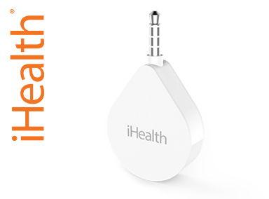 iHealth BG1 Align okos vércukorszintmérő