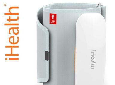 iHealth BP5 Bluetooth vérnyomásmérő, felkarra