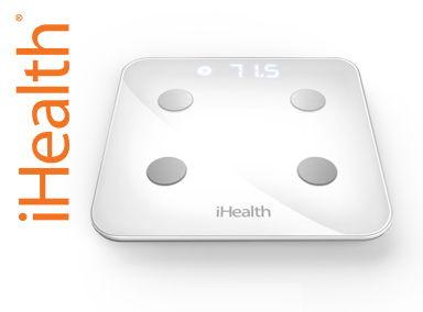 iHealth HS6 WiFi test analizáló mérleg