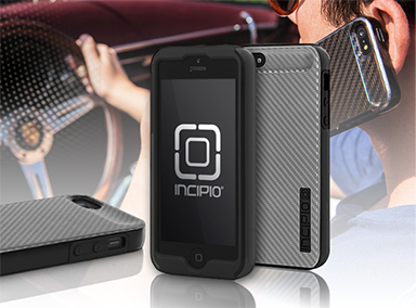 Incipio DualPro CF iPhone 5S/5 tok