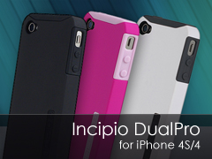 Incipio DualPro iPhone 4S/4 tok