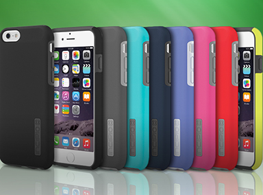 Incipio DualPro Matt iPhone 6 tok