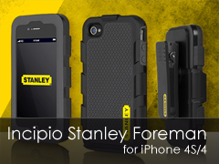 Incipio Stanley Foreman iPhone 4S/4 tok