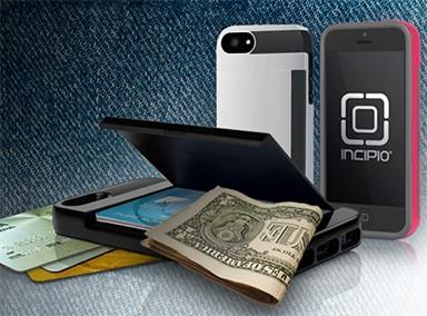 Incipio Stowaway iPhone 5S/5 tok