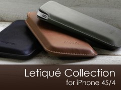 Letique Collection iPhone 4S/4 tok