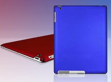 Macally Metallic Snap-on iPad tok